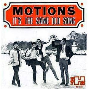 Cover - Motions, The: It's The Same Old Song