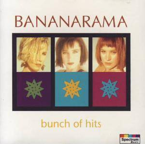 Bananarama: Bunch Of Hits - Cover