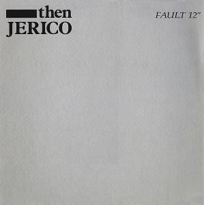 Cover - Then Jerico: Fault