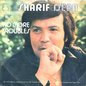Cover - Sharif Dean: No More Troubles