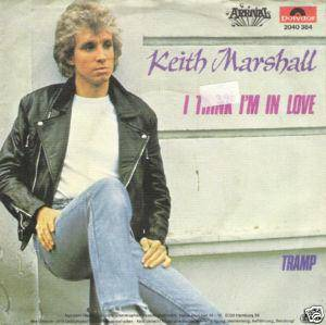 Cover - Keith Marshall: I Think I'm In Love