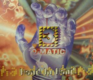 Cover - 3-O-Matic: Hand In Hand