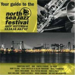 Your Guide To The North Sea Jazz Festival 2007 - Cover