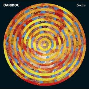 Caribou: Swim - Cover