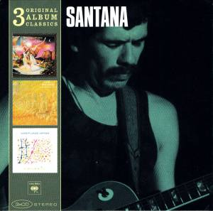 Cover - Carlos Santana: Illuminations / Oneness: Silver Dreams, Golden Reality / The Swing Of Delight