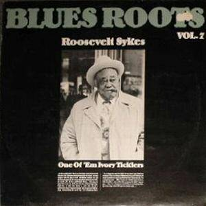 Cover - Roosevelt Sykes: One Of 'em Ivory Ticklers