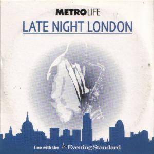 Cover - Bah Samba: Metro Life: Late Night London