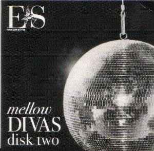 Cover - Various Artists/Sampler: mellow DIVAS disk two