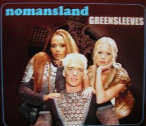 Cover - Nomansland: Greensleeves