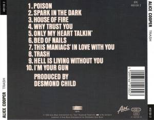 Alice Cooper: Trash (CD) - Bild 2