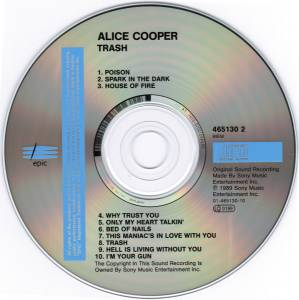 Alice Cooper: Trash (CD) - Bild 3