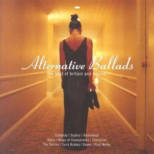 Cover - Monta: Alternative Ballads - The Best Of Britain And Beyond