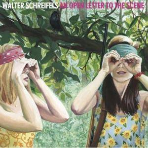 Walter Schreifels: Open Letter To The Scene, An - Cover