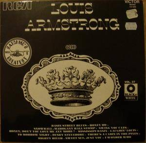 Louis Armstrong: Satchmo's Greatest Vol. 2 (LP) - Bild 1