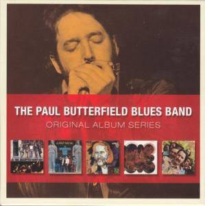 Cover - Paul Butterfield Blues Band, The: Original Album Series