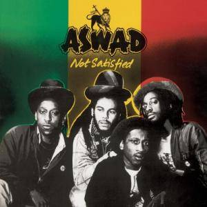 Aswad: Not Satisfied - Cover