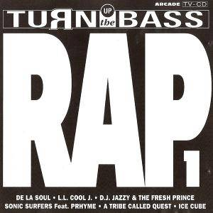 Cover - Stop The Violence Movement, The: Turn Up The Bass - Rap - Volume 1