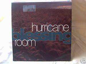 Cover - Blessing, The: Hurricane Room