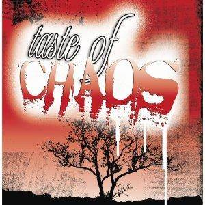 Taste Of Chaos - Cover