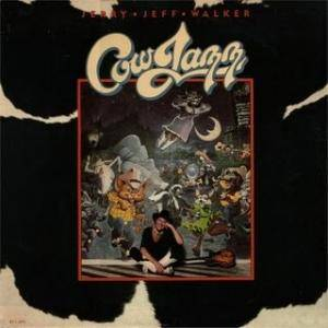 Cover - Jerry Jeff Walker: Cowjazz