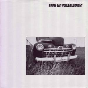 Jimmy Eat World: Jimmy Eat World / Blueprint - Cover