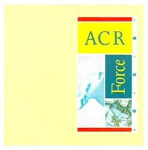 A Certain Ratio: Force - Cover