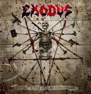 Exodus: Exhibit B: The Human Condition - Cover