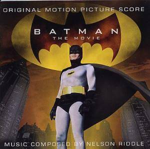 Cover - Nelson Riddle: Batman