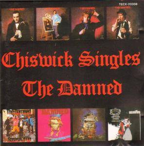 The Damned: Chiswick Singles - Cover