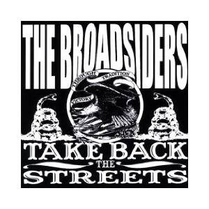 The Broadsiders: Take Back The Streets - Cover
