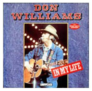 Cover - Don Williams: In My Life