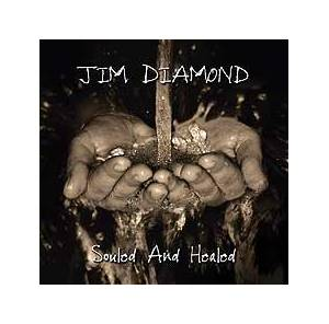 Cover - Jim Diamond: Souled And Healed