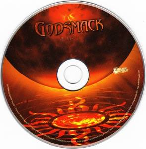 Godsmack: The Oracle (CD) - Bild 2