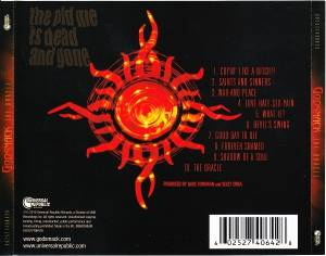 Godsmack: The Oracle (CD) - Bild 3