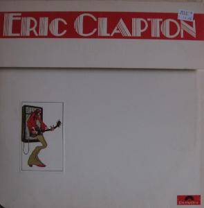 Eric Clapton: At His Best - Cover