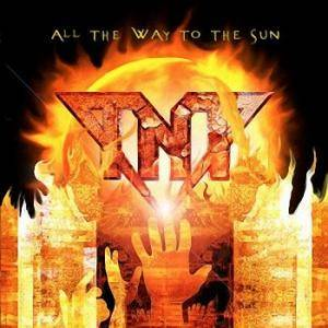 TNT: All The Way To The Sun - Cover