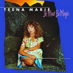 Cover - Teena Marie: It Must Be Magic