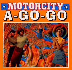 Motorcity A-Go-Go - Cover