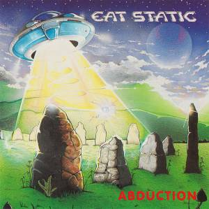 Cover - Eat Static: Abduction
