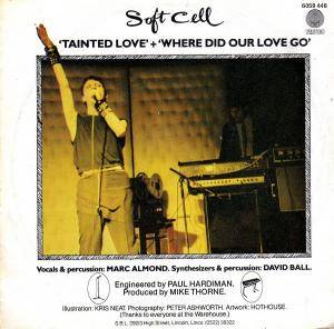 "Soft Cell: Tainted Love (7"") - Bild 2"
