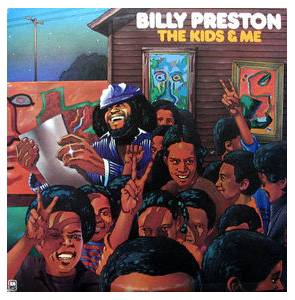 Cover - Billy Preston: Kids & Me, The