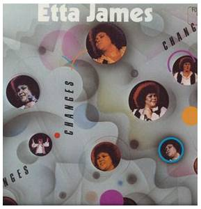 Cover - Etta James: Changes