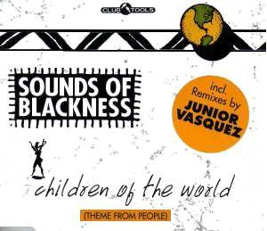 Cover - Sounds Of Blackness: Children Of The World (Theme From People)