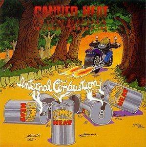 Canned Heat: Internal Combustion - Cover