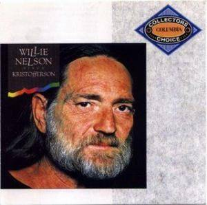 Willie Nelson: Willie Nelson Sings Kristofferson - Cover