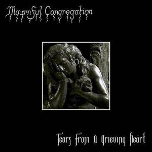 Mournful Congregation: Tears From A Grieving Heart - Cover