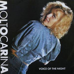 Moltocarina: Voice Of The Night - Cover