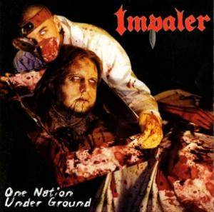 Cover - Impaler: One Nation Under Ground