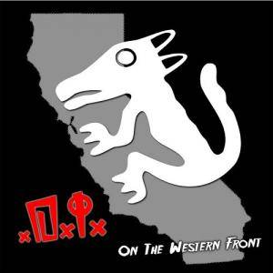 Cover - D.I.: On The Western Front