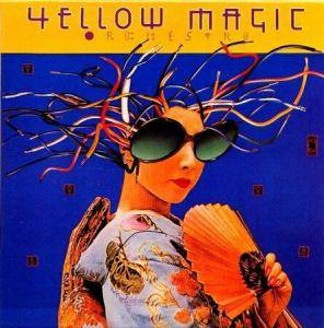 Yellow Magic Orchestra: Yellow Magic Orchestra - Cover